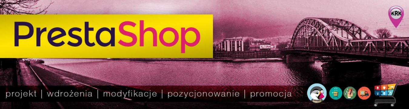 Zajmujemy się projeketowaniem i wdrożeniem sklepów internetowych opartych o silnik PrestaShop