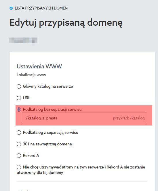 Sklepy PRestaShop Wdrażanie Kraków